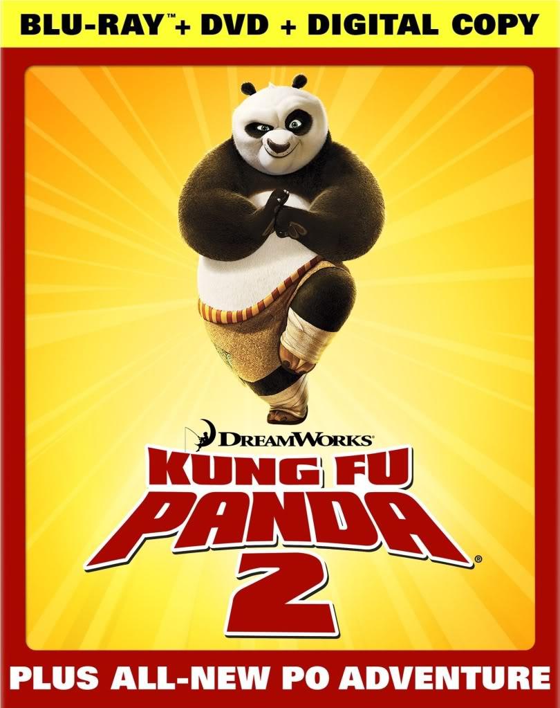 Kung Fu Panda 2 Dvd Cover Kung Fu Panda 2
