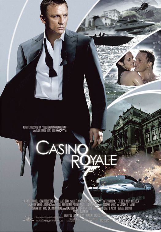 James bond 007 casino royale pictures of slot machines