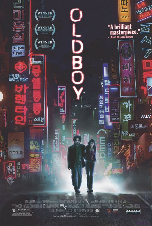 Oldboy « The MN Movie Man