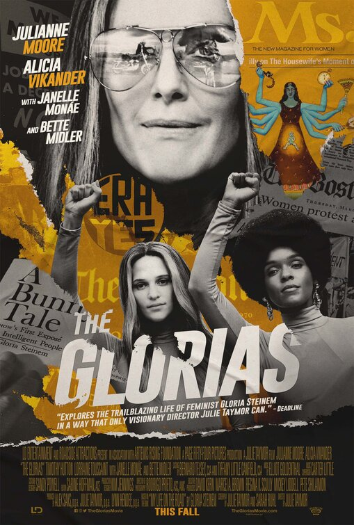 Movie Review ~ The Glorias « The MN Movie Man